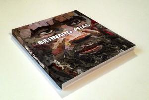 """Livre édité par AD Galerie """" Bernard Pras"""" (192 pages) à l'occasion de l'exposition """"Portraits"""". Disponible AD Galerie Crans Montana."""""""