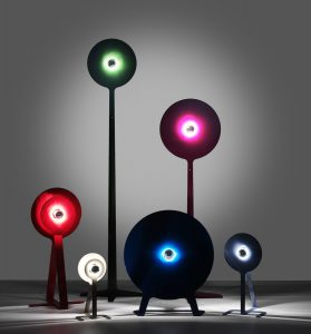 Luminaires Rangogne nuit P.Cramer