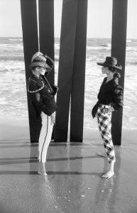 2.Pour Elle, Saintes Marie de la Mer, 1960 - Copyright Peter Knapp