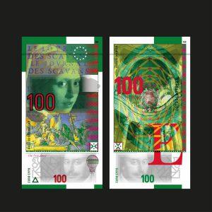 Billet100euros