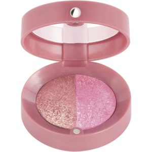 Bourjois_Little Round Pot Blusher_Le Duo Blush_duo light open