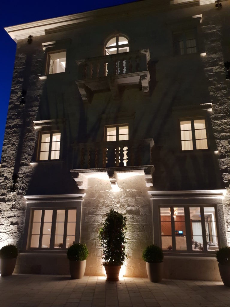 hotel nuit