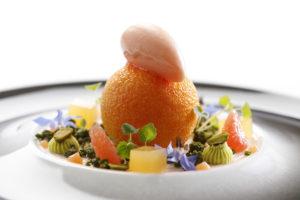Le Jardin - Dessert pg