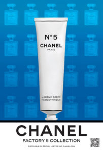 Chanel factory 5 creme