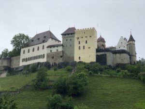 argovie chateau Lenzbourg