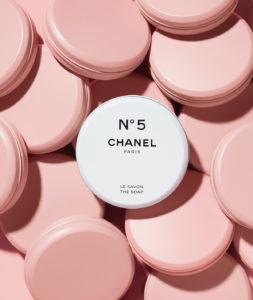 chanel factory 5 savon