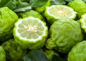 fresh bergamot